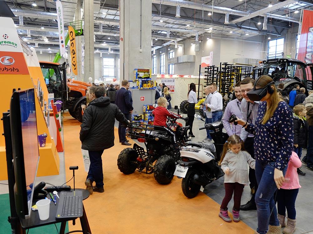 Mazurskie Agro Show Ostróda